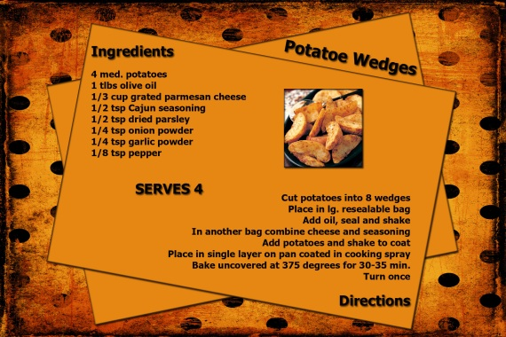 potatoe-wedges